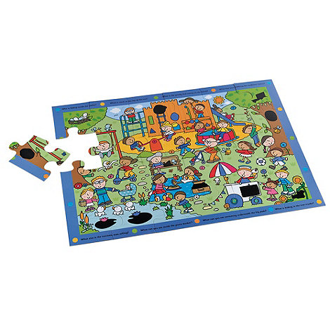 Early Learning Centre - Heat Sensative Puzzle