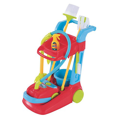Early Learning Centre - Cleaning Trolley