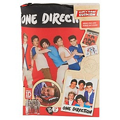One Direction - Hide n Sleep Cushion