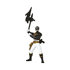 Power Rangers - 15cm Feature Figure - Black Ranger