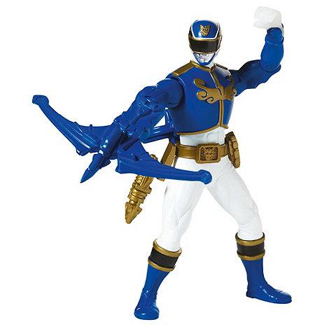 Power Rangers - 15cm Feature Figure - Blue Ranger