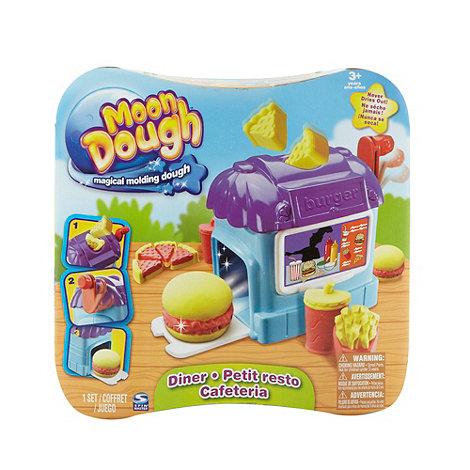 Moon Dough - Moulding diner dough set