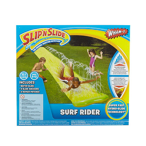 Debenhams - Surf Rider+ backyard water slide