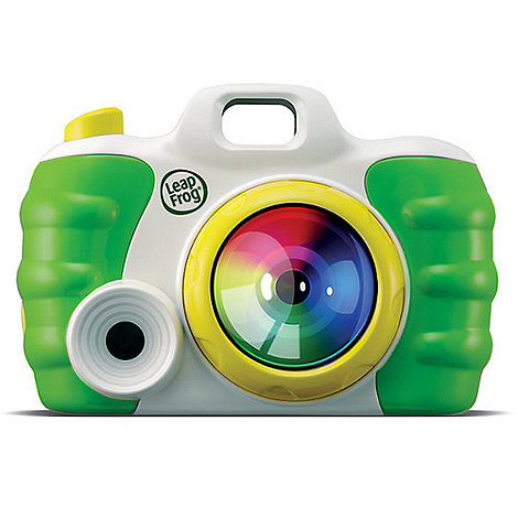 LeapFrog - Creativity Camera App with Protective Case (Green)