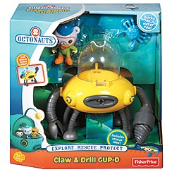Octonauts - Gup D Vehicle