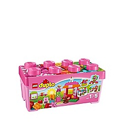 Lego - DUPLO All-in-One-Pink-Box-of-Fun - 10571