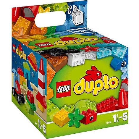 LEGO - DUPLO Creative Building Cube - 10575