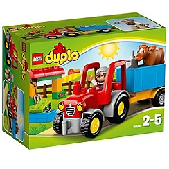 Lego - DUPLO Town Farm Tractor - 10524