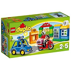 LEGO - DUPLO Town My First Police Set - 10532
