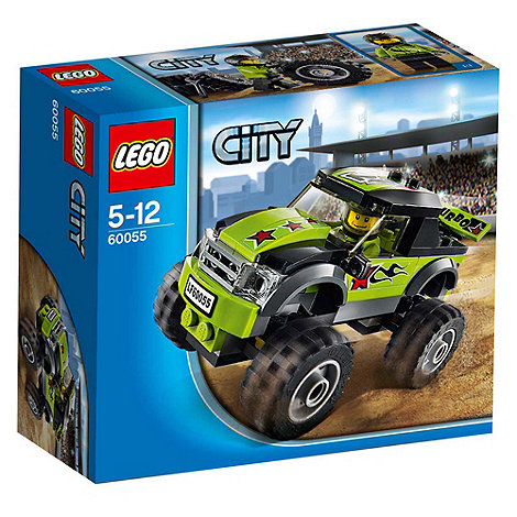 LEGO - City Great Vehicles Monster Truck - 60055