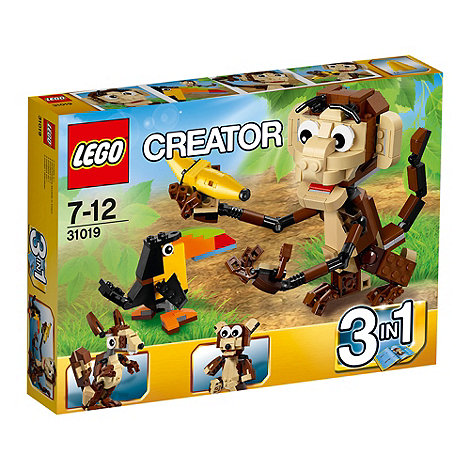 LEGO - Creator Forest Animals - 31019