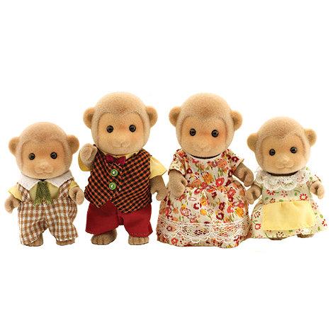 Sylvanian Families - Monkey Family
