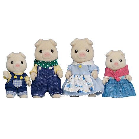 Sylvanian Families - Pig Family