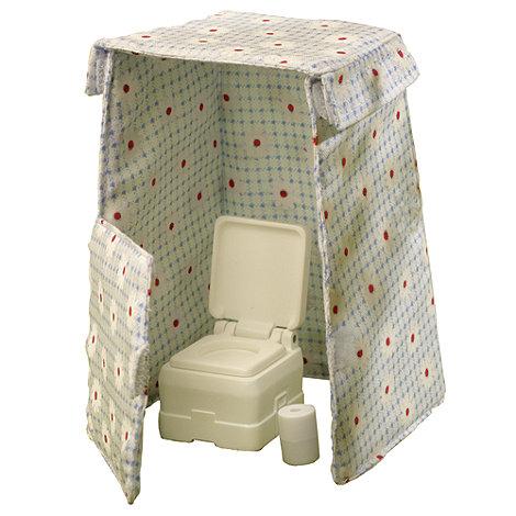 Sylvanian Families - Toilet Tent