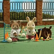 Sylvanian Families School Sports Day