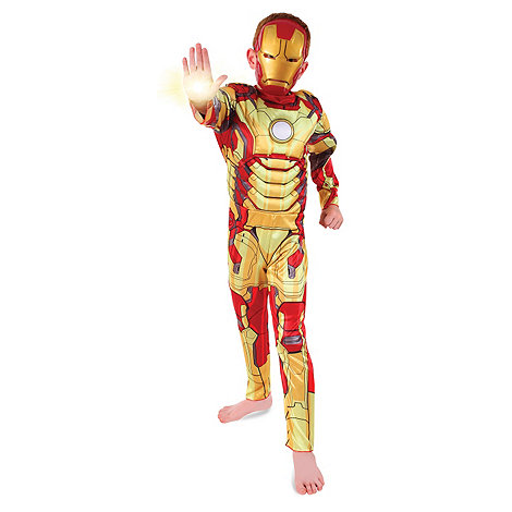 Iron Man - Muscle Chest Dress Up - Medium