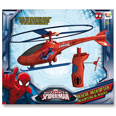 Spider-man - Rescue Helicoptor