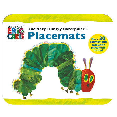The Very Hungry Caterpillar - Placemats
