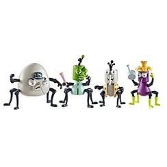 Bin Weevils - 4 Figure Character Pack