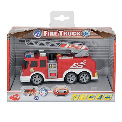 Smoby - Dickie 15cm Fire Engine