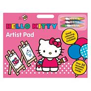 Hello kitty artist pad