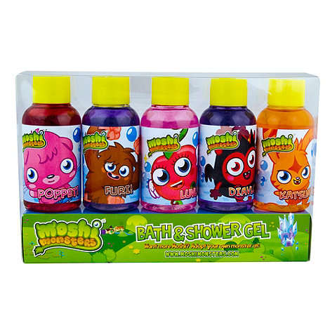 Moshi Monsters - Bath and shower gel set