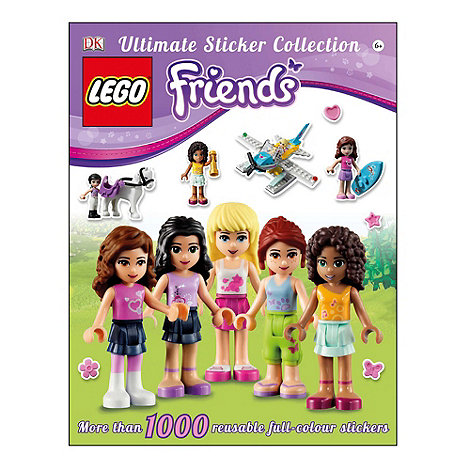 LEGO - Friends Ultimate Sticker Collection
