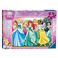 Disney Princess - Ravensburger 100 piece puzzle