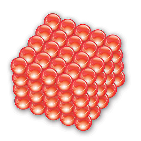 Vapor - Red Gel Ammo Pack 500