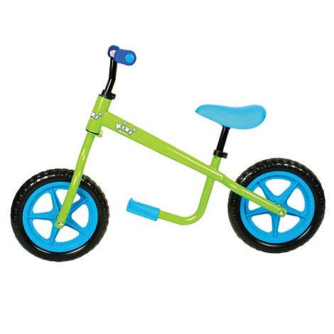 Razor - Kixi Balance Bike Green