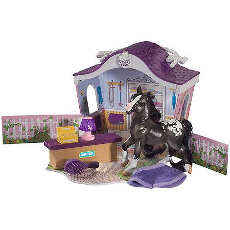 Breyer - Pony Gals Travel Play Sets - Jasmine
