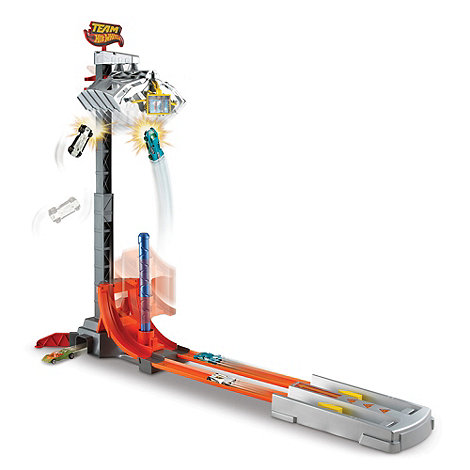 Hot Wheels - Team Vertical Velocity Track Set
