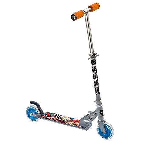 Hot Wheels - 2 Wheel Scooter