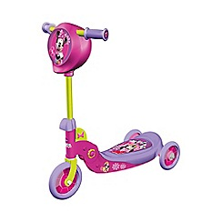 Minnie Mouse - 3 Wheel Foldable Scooter