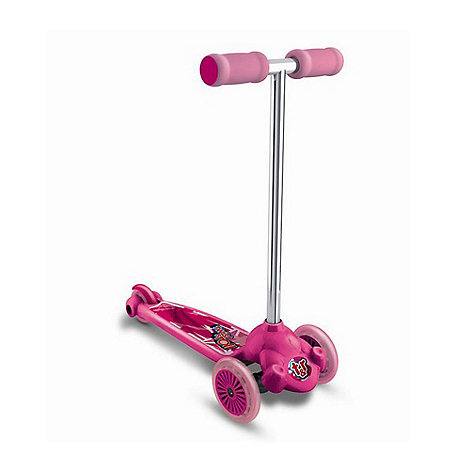 Mondo - Twist & Roll Scooter - Generic Pink