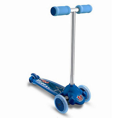Mondo - Twist & Roll Scooter - Generic Blue