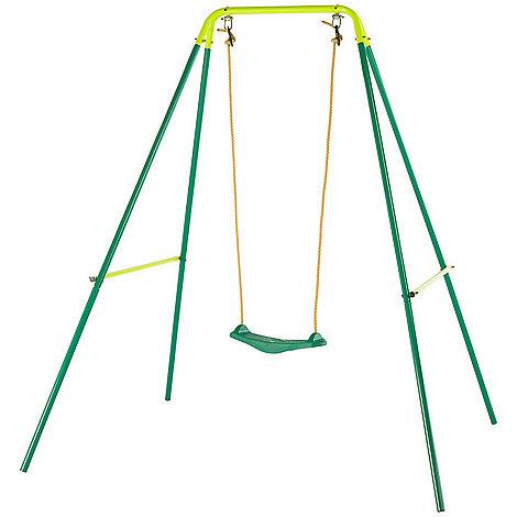 Mookie - Early fun single swing
