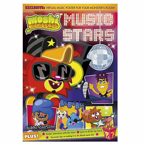 Penguin - Moshi Monsters: Music Stars