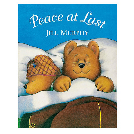 MacMillan books - Peace at Last