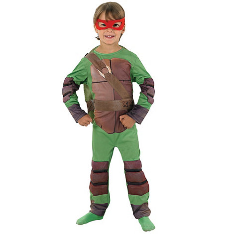 Teenage Mutant Ninja Turtles - Deluxe Small Costume