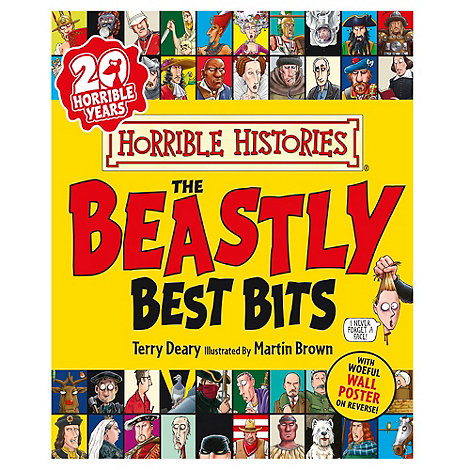 Horrible Histories - Beastly Best Bits