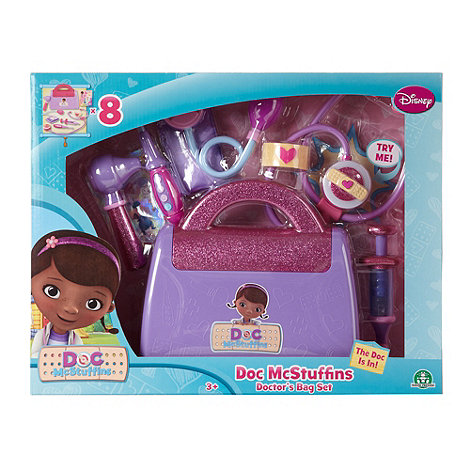 Doc McStuffins - Doctor+s bag set