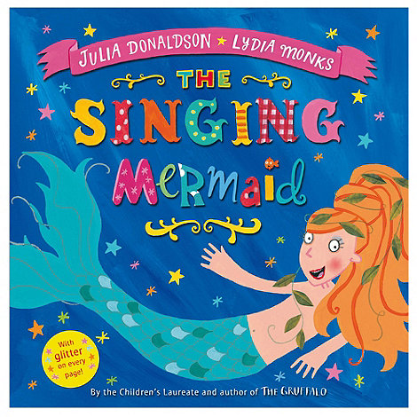 MacMillan books - The Singing Mermaid