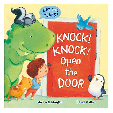 MacMillan books - Knock! Knock! Open the Door