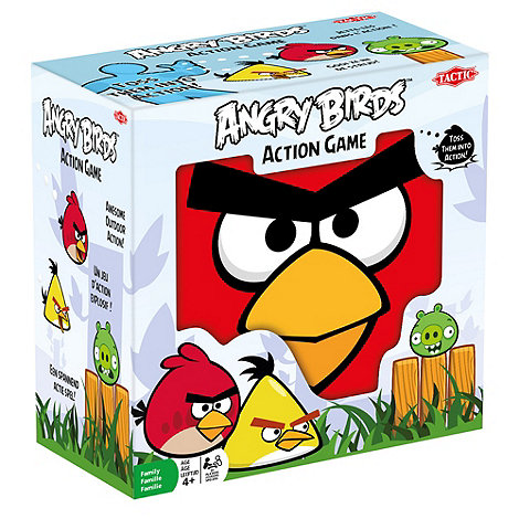 Angry Birds - Classic Action Game