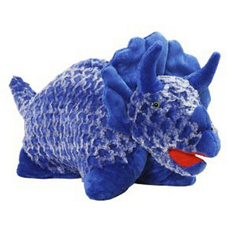 Pillow Pets - Blue Dinosaur