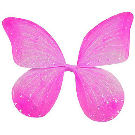 Early Learning Centre - Convex Pink Glitter Wings