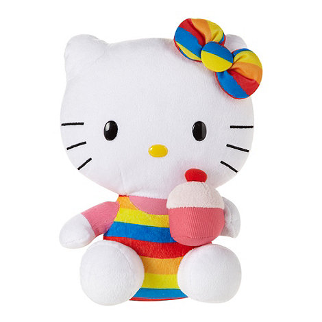 Hello Kitty - 12 cupcake toy