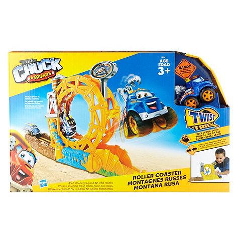 Tonka - Hasbro +Chuck and Friends+ roller coaster