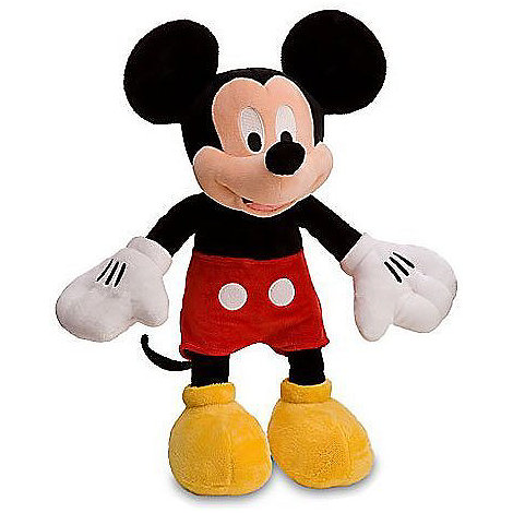 Mickey Mouse Clubhouse - Mickey Mouse 17inch Plush